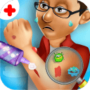 手臂医生 - 医院游戏