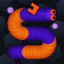 Crazy Snake Worm IO