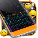 彩色键盘应用程序