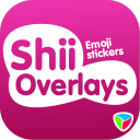 Shii Overlays Emoji Stickers