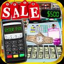Credit Card Cash Register Sim