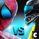 Super Hero VS Robot Battle