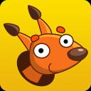 Forestry 游戏的森林动物为儿童