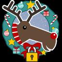 GO锁屏圣诞节主题