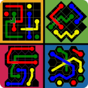Free Flow Shapes, Connect Dots