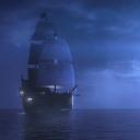 逃离海盗船舱