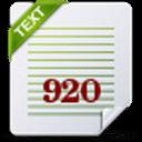 920文本编辑器