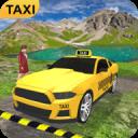 疯 出租车 黄色 出租车