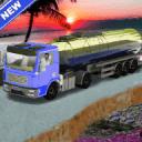 油运输卡车越野3d