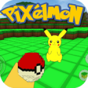Pixelmon craft 3D: Go play now