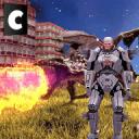 龙机器人之战