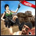Shooter Woman - Gun Games