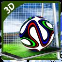 3D足球明星發射器
