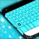蓝色的键盘皮肤