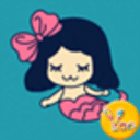 YOO主题-美人鱼公主
