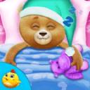 晚安我的甜蜜宝贝熊猫
