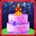 娃娃女孩蛋糕制造商