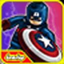 Gemslop Lego Captain.A Heroes