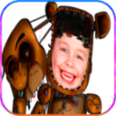 Sticker Photo Editor For FNAF