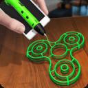 让飞杰微调3D笔