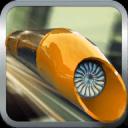 Hyperloop火车模拟器3D