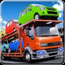 汽车货物卡车Sim