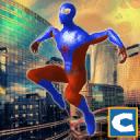 奇怪的蜘蛛英雄战斗