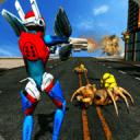 超级蜘蛛机器人战斗英雄