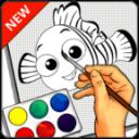 How To Draw NEMO - Easy