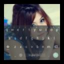 可爱的照片键盘主题