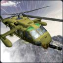陆军直升机射击