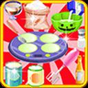 烹饪游戏天然煎饼