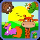 图画书:小小马动物园