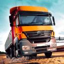 越野货物转运卡车司机3D
