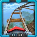 VR Roller Coaster attraction