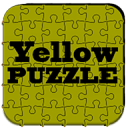 Yellow Puzzle Icon Pack
