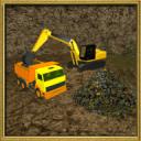 黄金挖掘机重型起重机船员