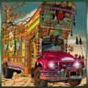 Pak中国物流卡车:CPEC模拟游戏
