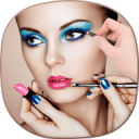 Beauty Makeup Photo Effect - Hairstyle  Salon