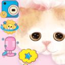 可愛的小貓主題