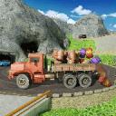 越野 货物 卡车 驾驶 模拟器