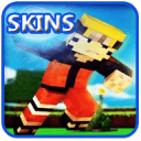 动漫皮肤对于PE的Minecraft