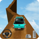 爬坡道 爬 种族 4×4 卡车司机