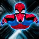 超级蜘蛛奇怪的英雄3D