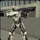 Fly Robot Swat