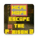 Escape From The Prison 2 Map For MCPE