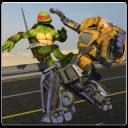 忍者乌龟机器人战争
