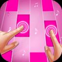 Piano Tiles Pink - 钢琴瓷砖