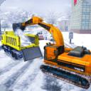 Snow Rescue Excavator Crane PRO