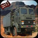 陸軍貨運卡車驅動3D